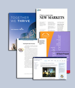 <h6>Marketing Communications</6>